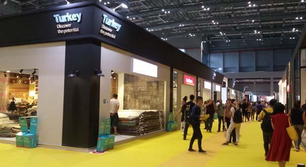 Türk mobilya markaları tasarımlarıyla Çin'de büyük beğeni topladı