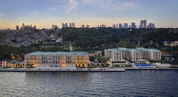 Çırağan Palace Kempinski Dünyanın En İyi 50 otelinden biri
