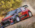 Citroen C3 WRC sezonu Avustralya rallisiyle kapatıyor
