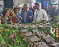 Cityscape'de İsra Holding'in doğaya değer katan projesine büyük ilgi