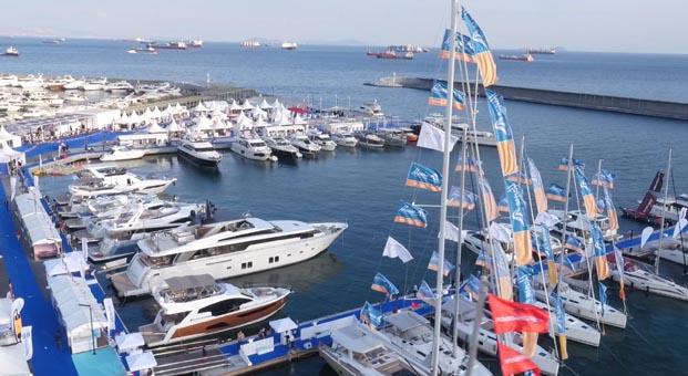Ataköy Marina Mega Yat Limanı CNR Avrasya Boat Show ile kapılarını dünyaya açıyor