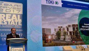 TOKİ kentsel dönüşüm kapsamında 17 milyar liralık yatırım yaptı