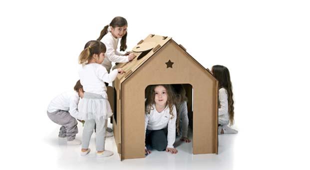Çocukların gelişimine odalarından başlayın