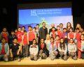Dostluk için yola çıkan 'Çocuk Filmleri Festivali' sona erdi