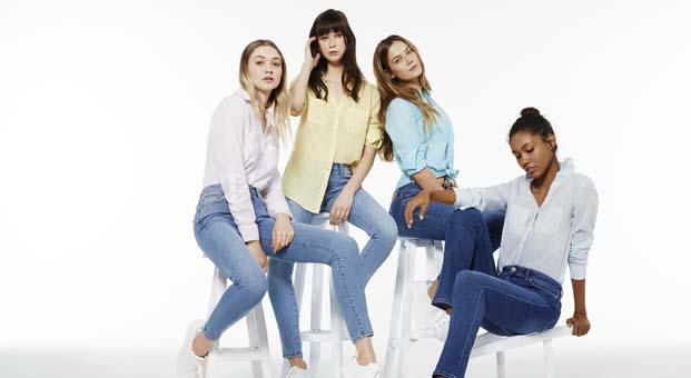 Yazı COLIN'S Summer Jeans hafifliğiyle yakala