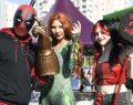 Ankara Comics and Art Festival'e sanatseverlerden yoğun ilgi