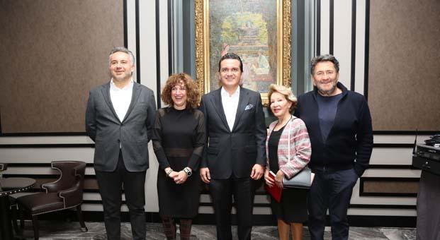 """""""Conrad Talks""""Nisan ayında Türkiye'nin en iddialı koleksiyonerlerini ağırladı"""