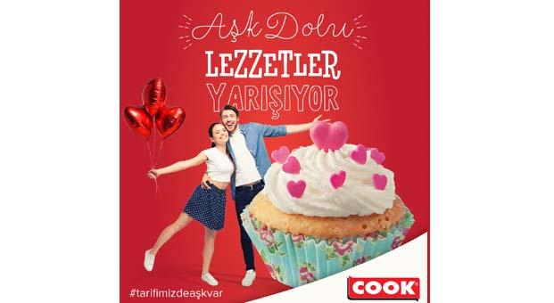 Cook aşkın lezzetine güvenen çiftleri arıyor
