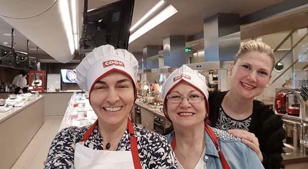 Anneler Günü'ne özel yarışmada 'Bugün Yemekler Sizden'