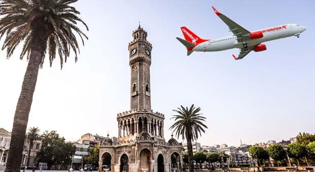 Corendon Airlines 2019 sezonunda İzmir uçuşları başlatıyor