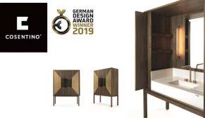 Cosentino'ya bir Alman Tasarım Ödülü daha