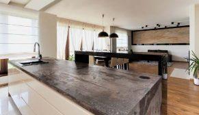 Mutfakta doğal taş desenlerinin popülaritesi artıyor