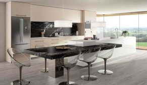 Sofistike tasarımıyla mutfaklara zarif dokunuş