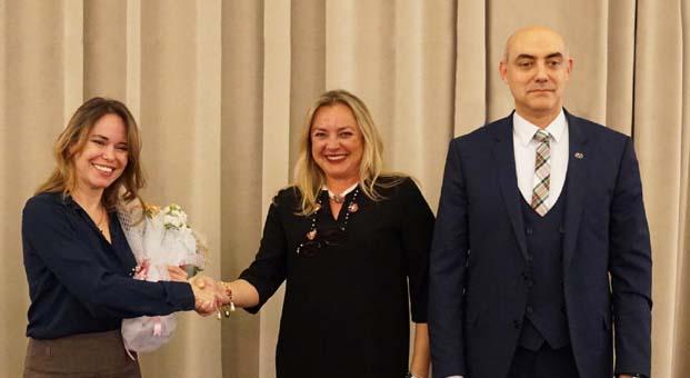 Coşkunöz Holding'den Kadınlar Günü'ne özel anlamlı seminer