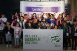 Coşkunöz Holding'in geleneksel bilim şenliğine 200 çocuk katıldı
