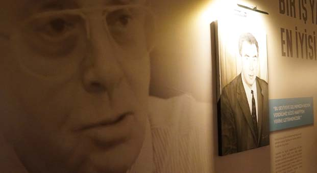 Coşkunöz Eğitim Vakfı'nın kurucusu M.Kemal Coşkunöz 30. kuruluş yıl dönümünde anılıyor