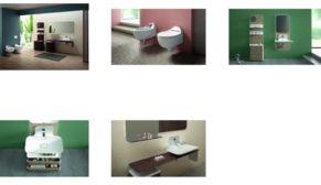 Foglia banyo serisi: Defne Koz, Creavit için tasarladı