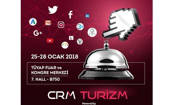 CRM Medya, EMITT Fuarı'nda ziyaretçilerini ağırlıyor