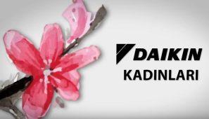 Daikin'in kadın çalışanlarına erkek meslektaşlarından mesaj