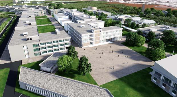 Adana Bilim ve Teknoloji Üniversitesi'ne Daikin'den 4 mevsim kesintisiz konfor