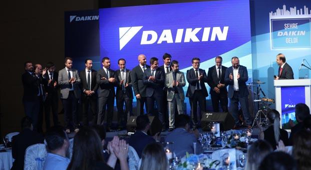 5 yılda 5 kat büyüyen Daikin yeni hedeflerini İzmir'de açıkladı