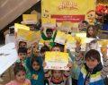 Dalin, Antalya MarkAntalya AVM'de çocuklarla buluşacak