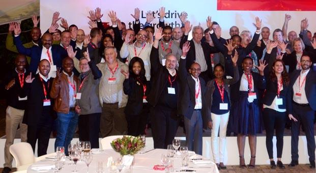 Danfoss Güney Afrika İş Ortakları Johannesburg'da bir araya geldi