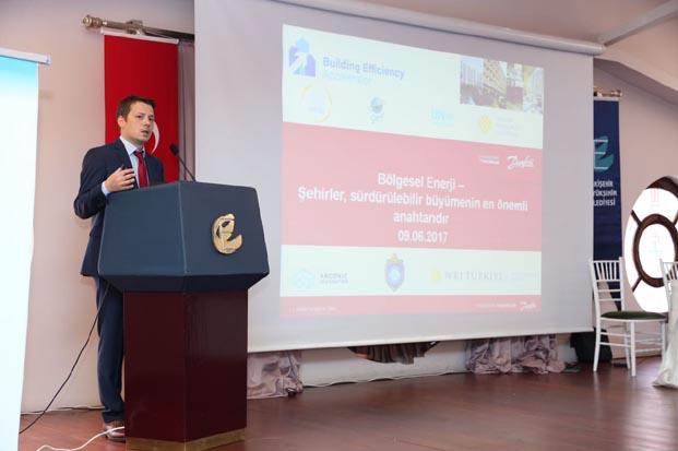 Danfoss BEA seminer serisinin ilk eğitimini Eskişehir'de verdi