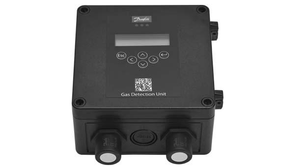 Danfoss, endüstriyel soğutma çözümlerine yeni dijital gaz detektörünü ekledi