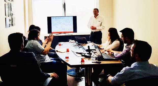 Danfoss düzenlediği eğitimlerle sektörel donanım ve bilginin arttırılmasına yardımcı oluyor