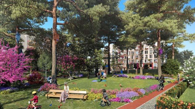 'Sağlıklı evler' konsepti Çekmeköy'le başlıyor