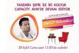 Capacity'de bu hafta Davut Güloğlu rüzgârı esecek
