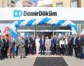 DemirDöküm Adana'da büyümeye devam ediyor