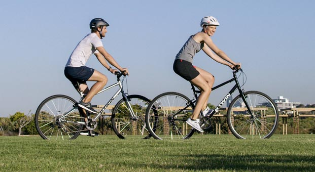 Decathlon'dan yeni hibrit bisikletler