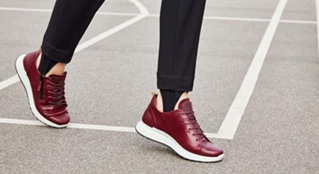 İskandinav ayakkabı devi ECCO ile çağdaş sokak stiline yepyeni bir yorum geldi