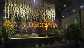 Decovita'nın standına Gönye Proje Tasarım dokunuşu