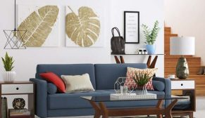 Yazlık evleri 2018 dekorasyon trendlerine adapte etmenin kolay yolları