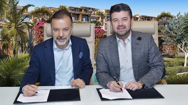 Deniz GYO ilk projesi Le Chic Bodrum'da Kaya Hotels & Resorts ile anlaştı