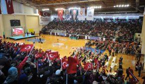 Denizli'de TOKİ'nin 786 konutu için kura heyecanı
