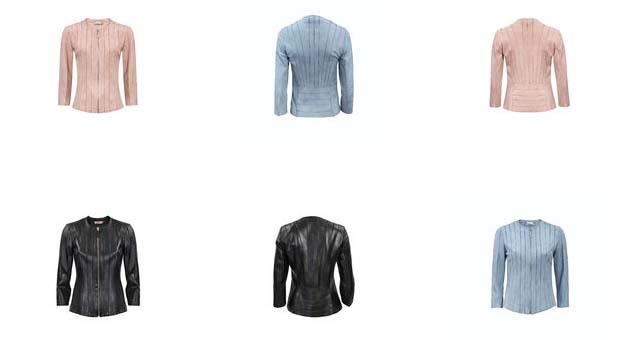 DESA'nın ceketleri ceketler püfür püfür esiyor