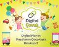Digital Planet çocukları Teknopark'ta ağırlayacak