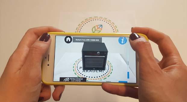 Digitallica, Arçelik ve Beko bayilerine özel artırılmış gerçeklik uygulamasını hayata geçirdi