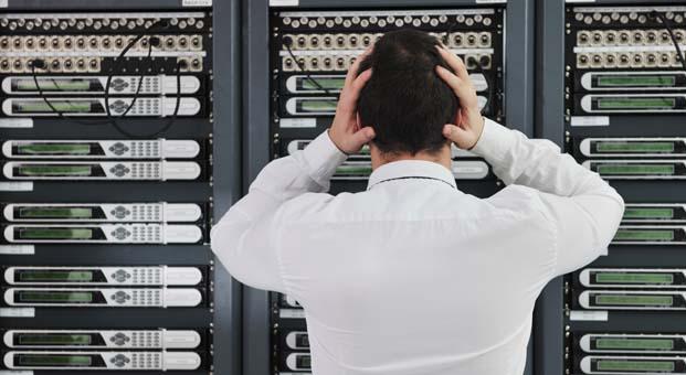Şirketlerin yüzde 94'ü dijital felaketlere yenik düşüyor