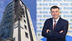 Levent Pelesen:Estetik ve ekonomik kaygıların yangın güvenliğinin önüne geçmesi yanlış