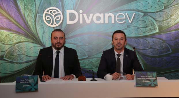Yataş Grup yeni markası Divanev'iFurniture İstanbul'da tanıttı