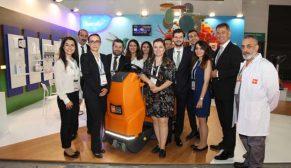 FM Expo Istanbul 2018 fuarında Diversey standına yoğun ilgi