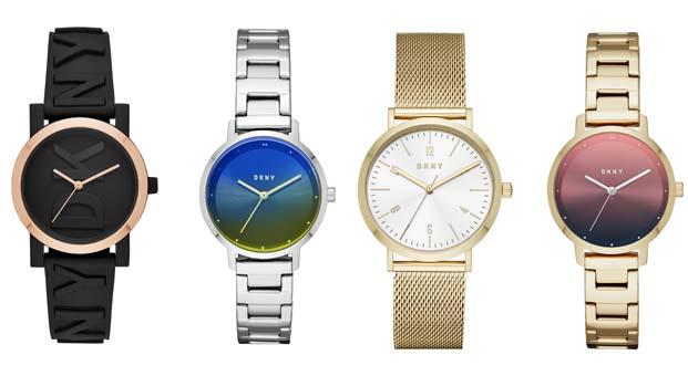 DKNY saatleri yaz renkleriyle karşımızda