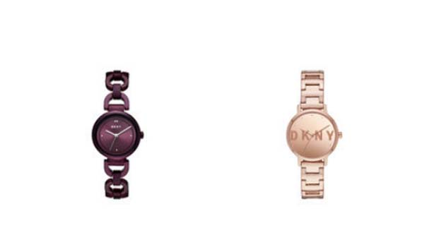DKNY'dan gücünü sadelikten alan tasarımlar