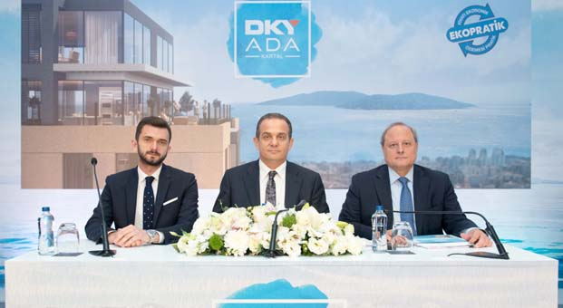 DKY, 600 milyon liraya 'ADA'yı Kartal'a getirdi