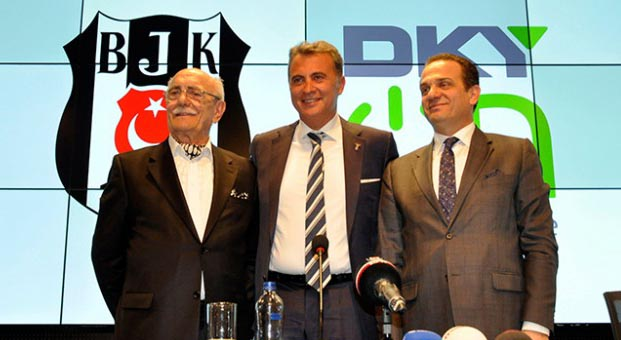 Beşiktaş, DKY İnşaat'tan 11 daire aldı
